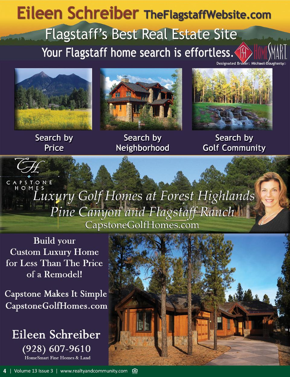 4   Volume 13 Issue 3   www.realtyandcommunity.com